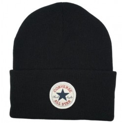 Шапка Converse Tall Chuck Patch Beanie 10019012-001