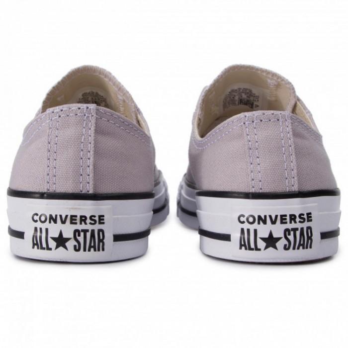 Кеды Converse Chuck Taylor All Star Low Top Violet Ash 163355C