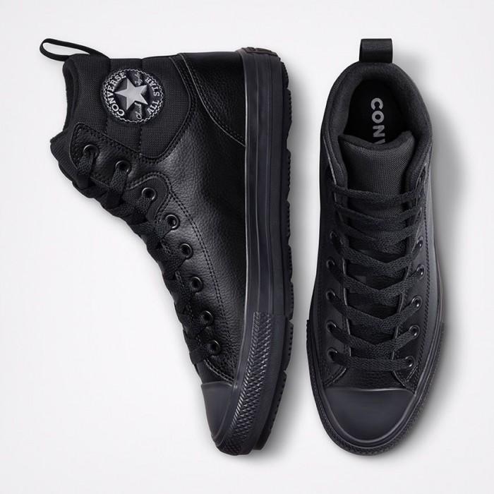 Кеды Converse Chuck Taylor All Star Berkshire Boot Black 171447C