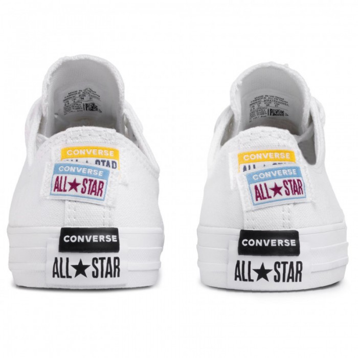 Кеды Converse Logo Play Chuck Taylor All Star Low 366993C