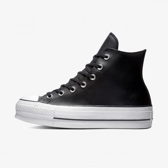 Кеды Converse Chuck Taylor All Star Lift Leather Hi 561675C