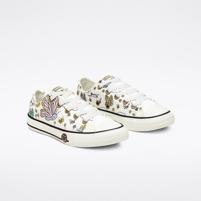 Кеды Converse Chuck Taylor All Star Low Kids 667898C